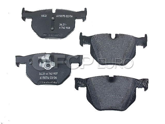 BMW Brake Pad Set - Genuine 34216763043