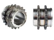 Mercedes Timing Crankshaft Gear - Swag 1030520003