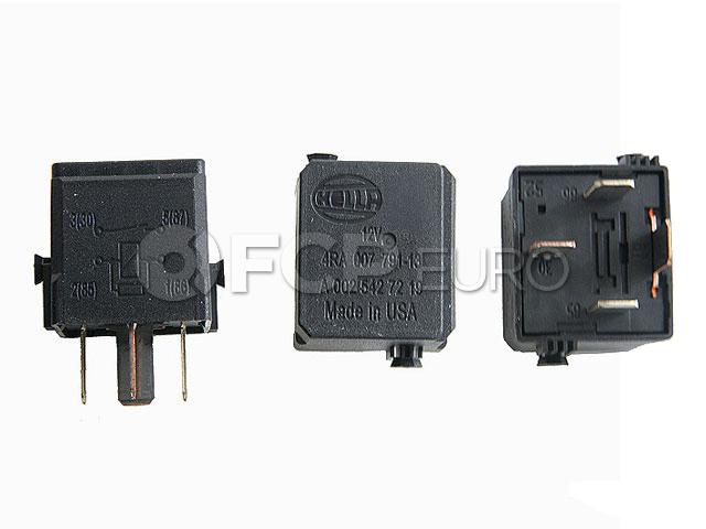 Mercedes Fuel Pump Relay - Genuine Mercedes 0009828023