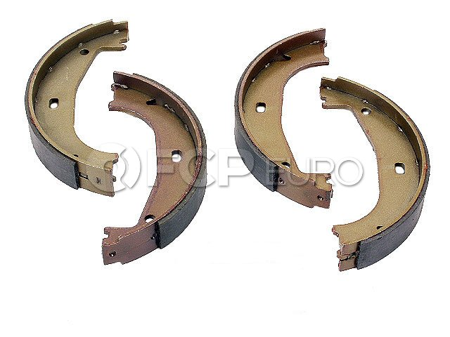 BMW Parking Brake Shoe Set - Febi 34411159467