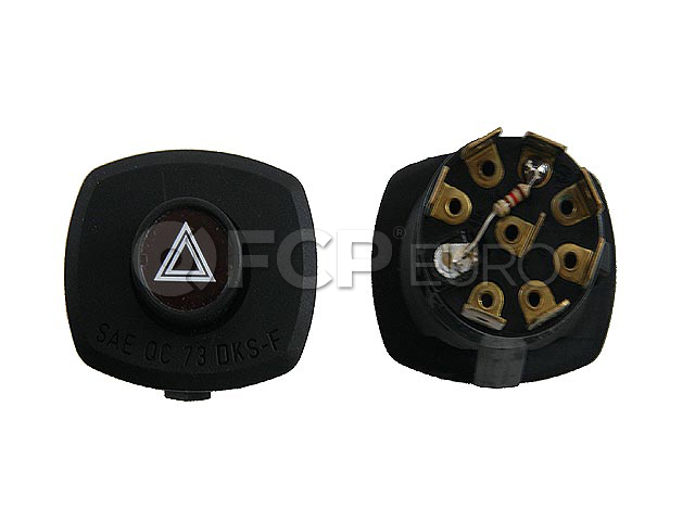 BMW Hazard Warning Switch - Genuine BMW 61311356197