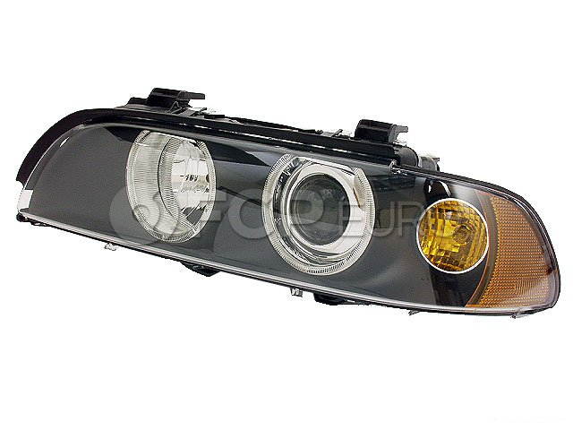 BMW Halogen Headlight Assembly - Hella 63126900199