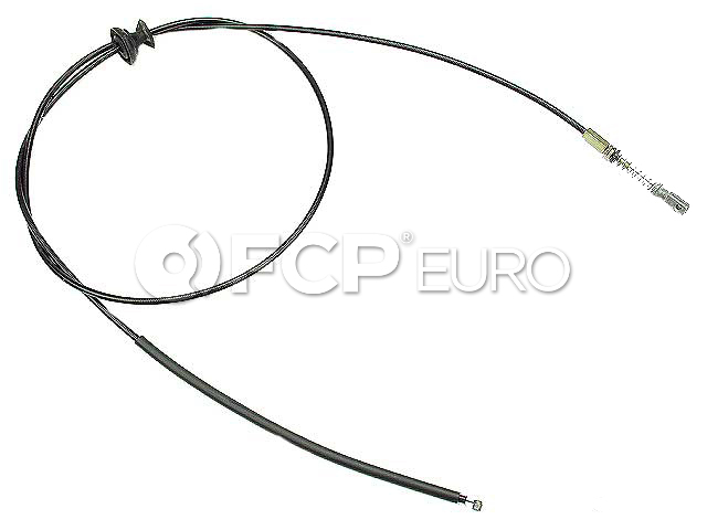 Mercedes Hood Release Cable - Gemo 1078800359