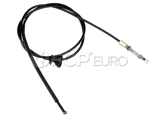 Mercedes Hood Release Cable - Gemo 1088800159