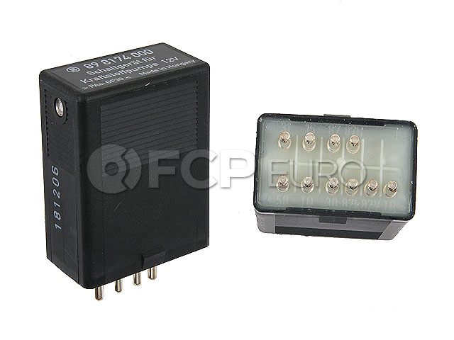 Mercedes Fuel Pump Relay - OE Supplier 0035452005