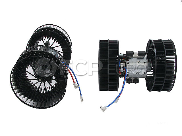 BMW Blower Motor - Mahle Behr 64118391809