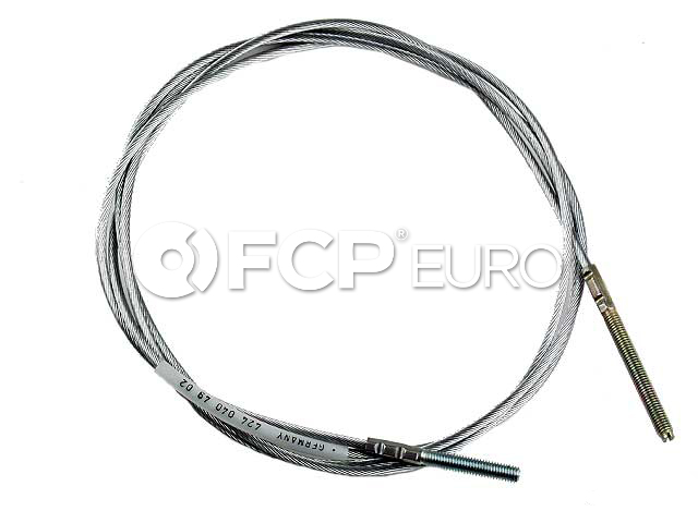 Gemo Clutch Cable