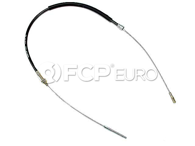 Porsche Parking Brake Cable - Gemo 91142455102