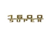 Porsche Emblem - OE Supplier 64455931101