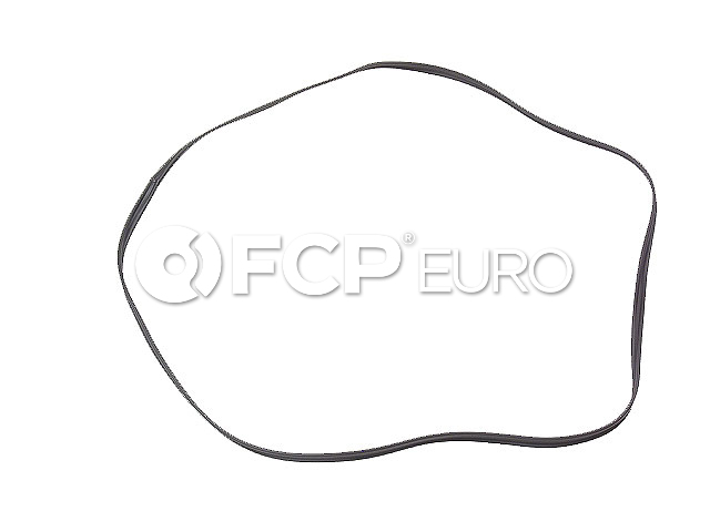 Porsche Hood Grille Seal - OE Supplier 64455949100