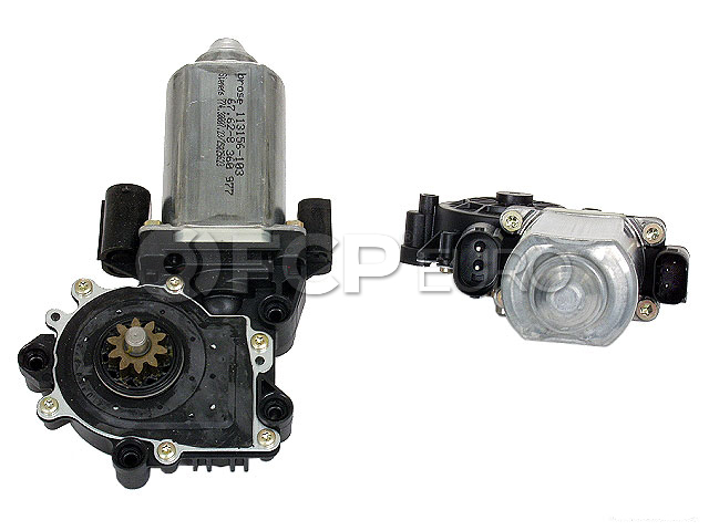 BMW Power Window Motor - Genuine BMW 67628360977