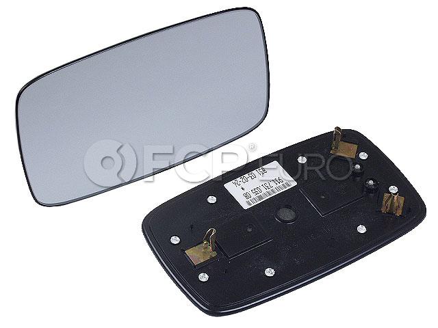Porsche Door Mirror Glass - Genuine Porsche 91173103508