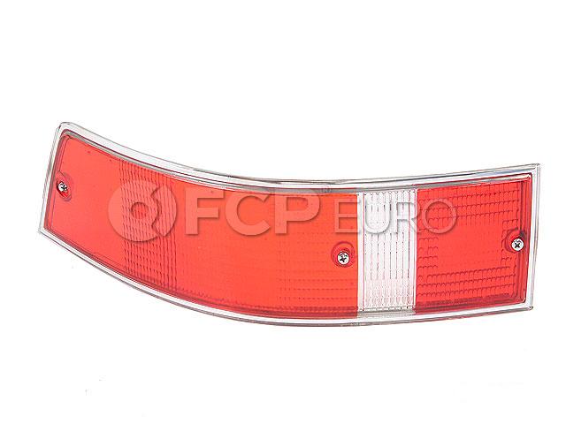 Porsche Tail Light Lens - Genuine Porsche 90163190504
