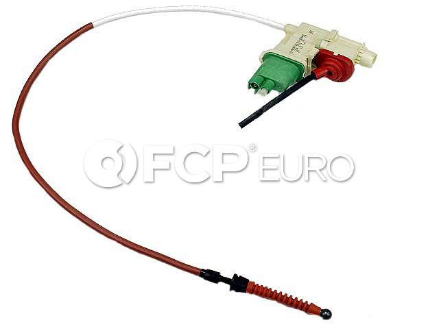 Mercedes Transmission Detent Cable - Genuine Mercedes 1242701673