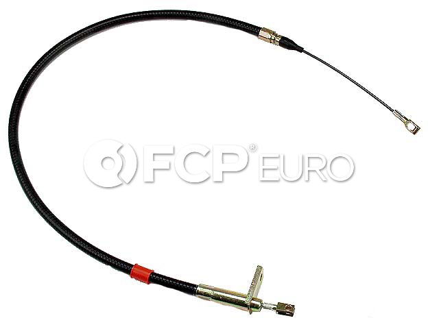 Mercedes Parking Brake Cable - Gemo 1244201185