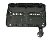 Mercedes Battery Tray - Genuine Mercedes 1266200418