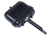 Mercedes A/C Vacuum Actuator - Genuine Mercedes 1268001475