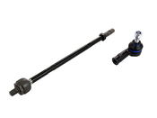 VW Tie Rod Assembly - Meyle 357422803
