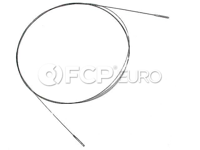 VW Heater Control Cable - Cofle 111711629E