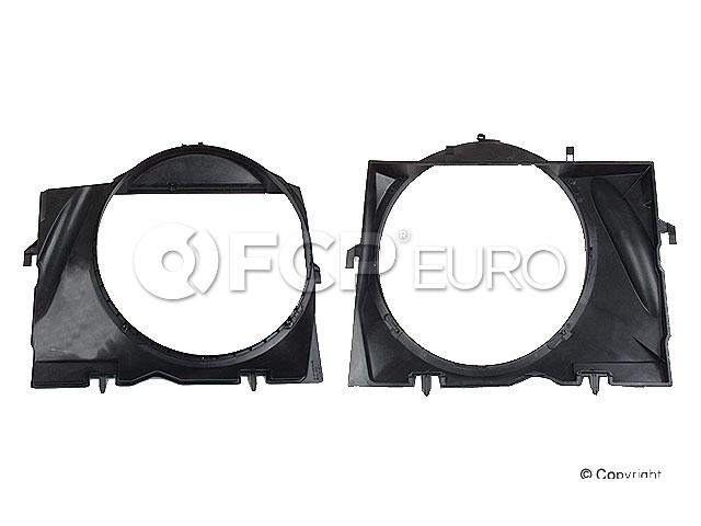 Mercedes Cooling Fan Shroud - Genuine Mercedes 1405000355
