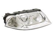 VW Headlight Assembly - Hella 3B0941016AQ