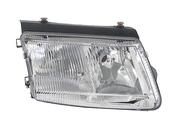 VW Headlight Assembly - Hella 3B0941018Q