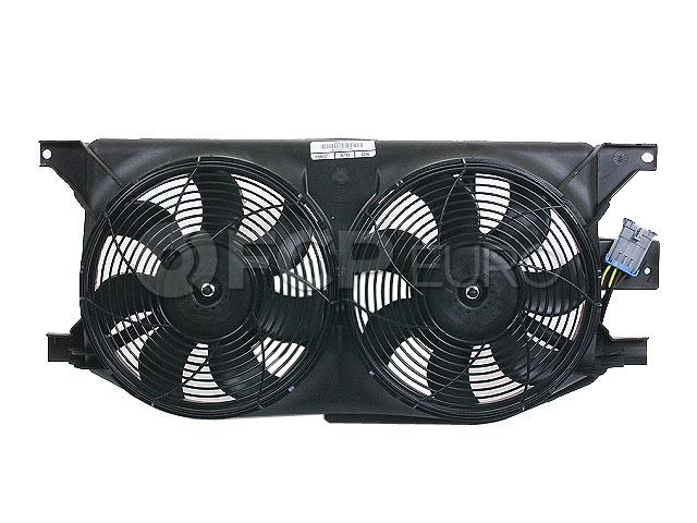 Mercedes Cooling Fan Shroud - Valeo 1635000155