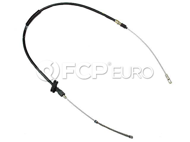 Audi Parking Brake Cable - Gemo 443609721K