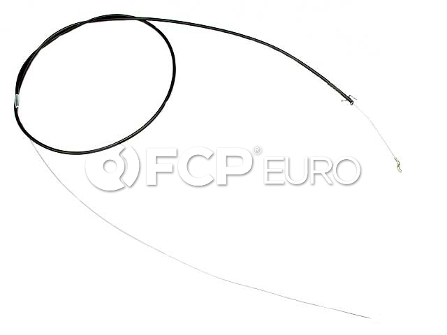 Audi Hood Release Cable - Gemo 443823531A