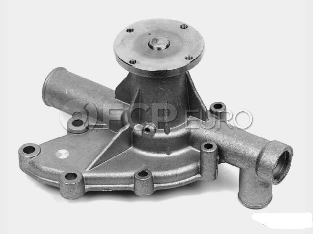 BMW Water Pump - Meyle 11519070752