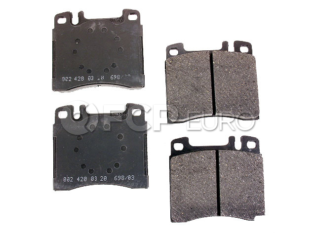 Mercedes Brake Pad Set - Jurid 0024200320