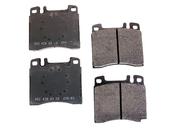 Mercedes Brake Pad Set - Jurid 0024200320