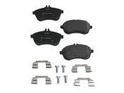 Mercedes Brake Pad Set - Pagid 0074205720
