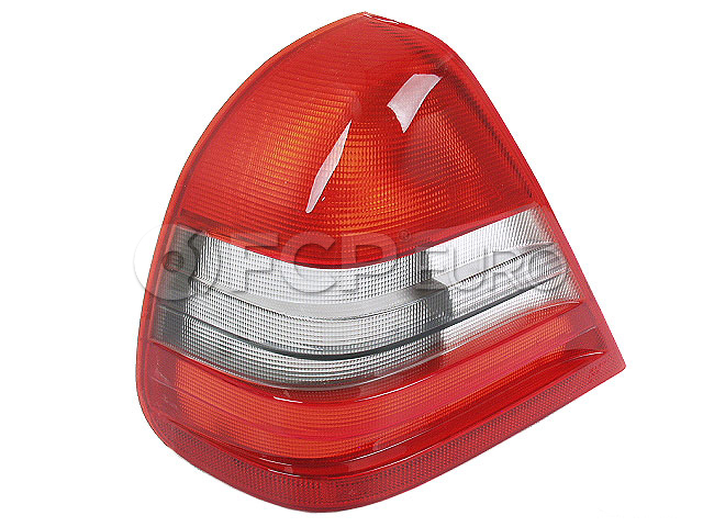 Mercedes Tail Light Lens - ULO 2028202566