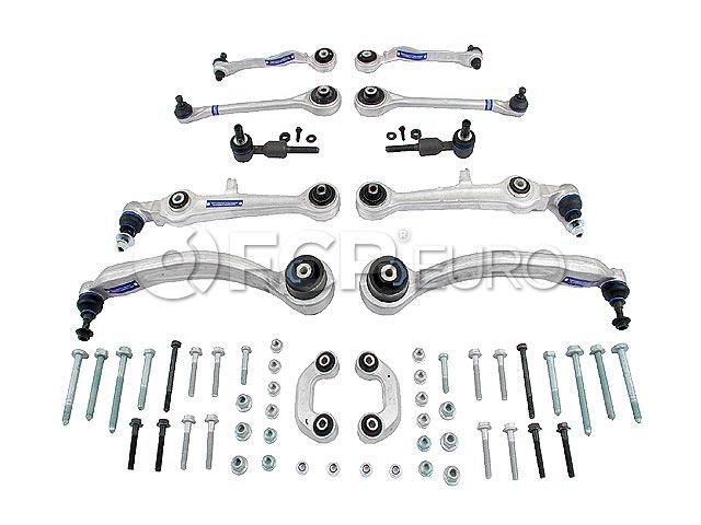 Audi VW Control Arm Kit - Meyle HD 4D0498500A