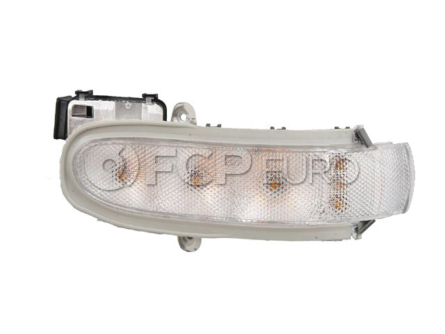 Mercedes Turn Signal Light Assembly - Genuine Mercedes 2038201021