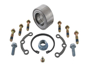 Mercedes Wheel Bearing Kit - Genuine Mercedes 2039800016