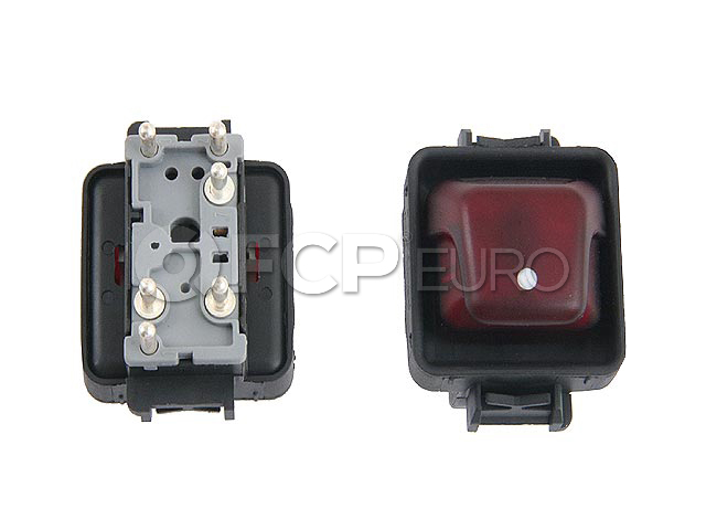 Mercedes Convertible Top Switch - Genuine Mercedes 1298201610