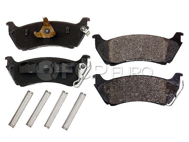 Mercedes Brake Pad Set - Genuine Mercedes 1634200420