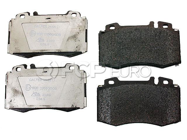 Mercedes Brake Pad Set - ATE 1634200820