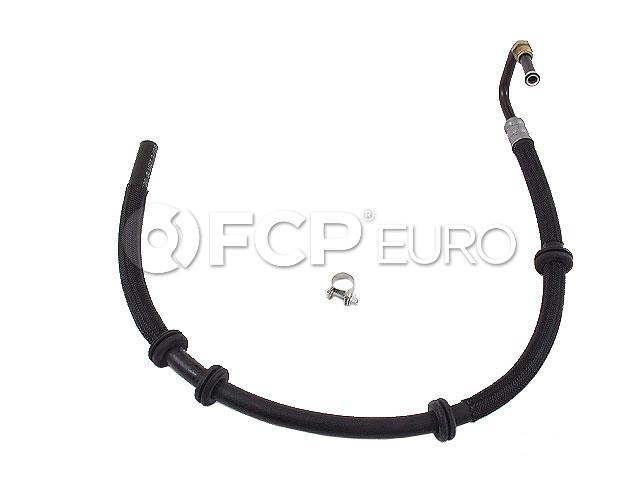 Mercedes Power Steering Pressure Hose - Genuine Mercedes 1634605224