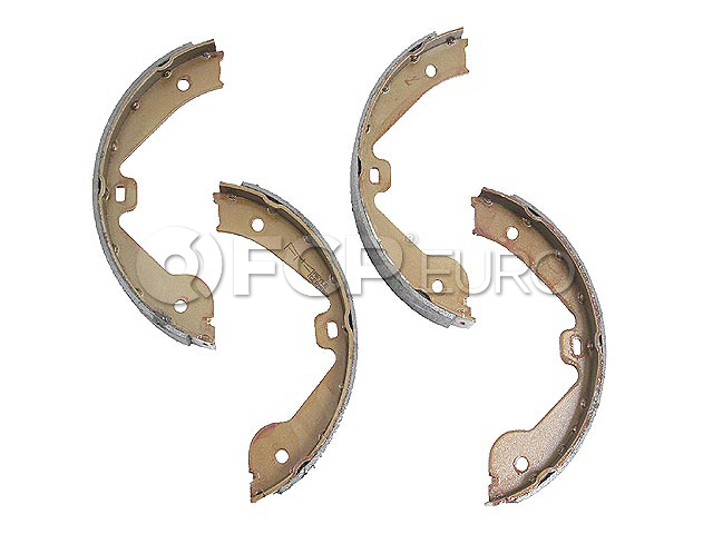 VW Audi Parking Brake Shoe - Meyle 1644200620