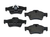 Mercedes Brake Pad Set - Genuine Mercedes 1644202720