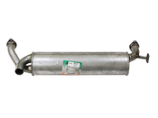 VW Exhaust Muffler - Ansa 043251051B