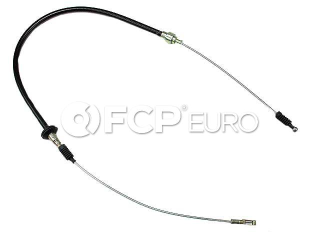 Audi Parking Brake Cable - Gemo 857609721D