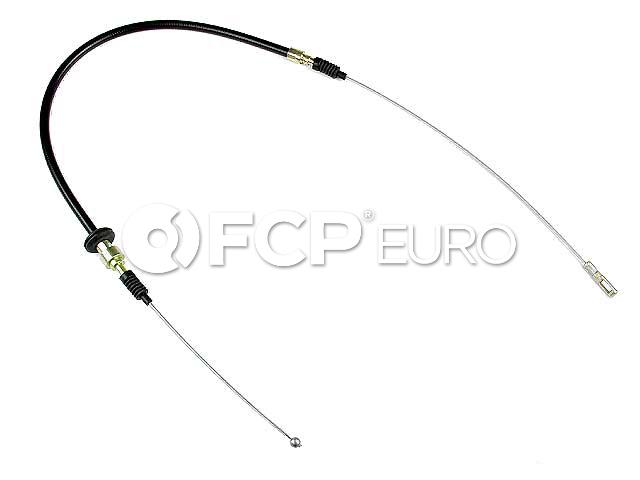 Audi Parking Brake Cable - Gemo 857609721E