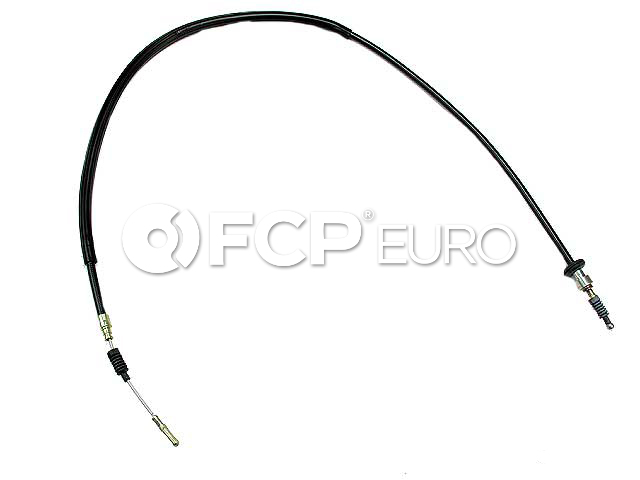Audi Parking Brake Cable - Gemo 893609721E