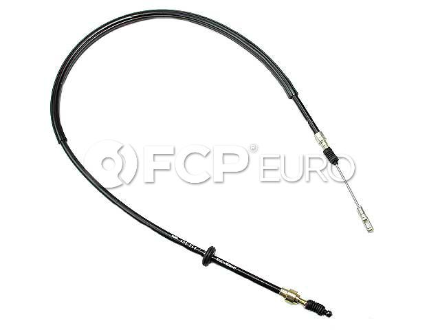 Audi Parking Brake Cable - Gemo 893609722E