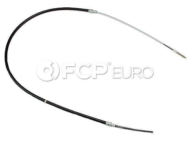 VW Parking Brake Cable - Gemo 1H0609721D