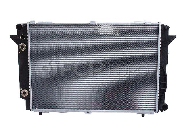 Audi Radiator - Nissens 8A0121251C